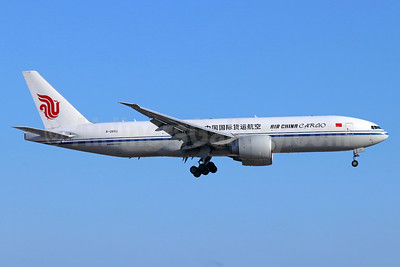 Air China Cargo Boeing 777-FFT B-2093 (msn 44684) LAX (Michael B. Ing). Image: 948114.
