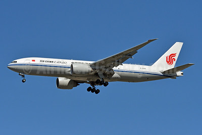 Air China Cargo Boeing 777-FFT B-2093 (msn 44684) JFK (Fred Freketic). Image: 948113.