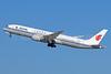 Air China Boeing 787-9 Dreamliner B-7879 (msn 34307) LAX (Michael B. Ing). Image: 935764.