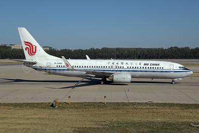 Air China Boeing 737-89L WL B-5485 (msn 36747) PEK (Rolf Wallner). Image: 939407.