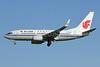 Air China Boeing 737-79L WL B-5203 (msn 34538) PEK (Michael B. Ing). Image: 907428.