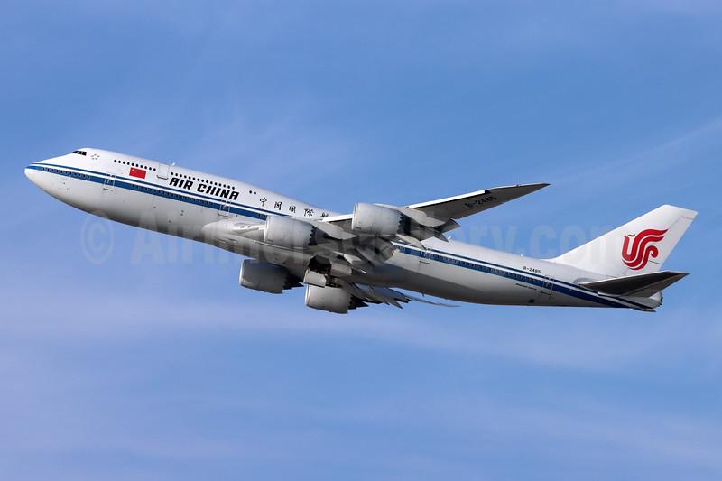Air China Boeing 747-89L B-2485 (msn 41191) PAE (Steve Bailey). Image: 924684.