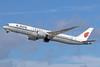 Air China Boeing 787-9 Dreamliner B-7800 (msn 34308) LAX (Michael B. Ing). Image: 937546.