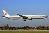 Air China Boeing 777-39L ER B-2086 (msn 38667) LHR (SPA). Image: 930235.