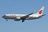 Air China Boeing 737-79L WL B-5201 (msn 34023) PEK (Michael B. Ing). Image: 907426.