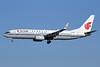 Air China Boeing 737-89L WL B-5447 (msn 40015) PEK (Michael B. Ing). Image: 920057.