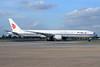 Air China Boeing 777-39L ER B-2045 (msn 41443) LHR. Image: 927631.