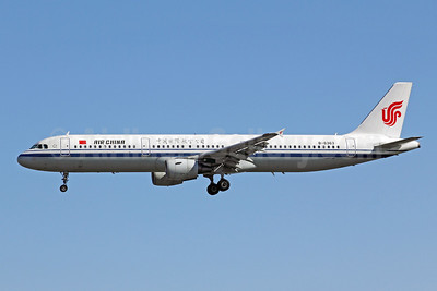 Air China Airbus A321-213 B-6363 (msn 3653) PEK (Michael B. Ing). Image: 907457.