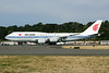 The first Air China Boeing 747-800 Intercontinental