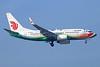 "Air China's ""Inner Mongolia"" logo jet"