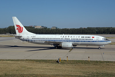 Air China Boeing 737-89L B-2657 (msn 30517) PEK (Rolf Wallner). Image: 939406.