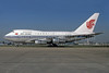 Air China Boeing 747SP-J6 B-2438 (msn 21933) LHR. Image: 932039.