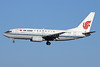 Air China Boeing 737-79L B-5043 (msn 33408) PEK (Michael B. Ing). Image: 92051.