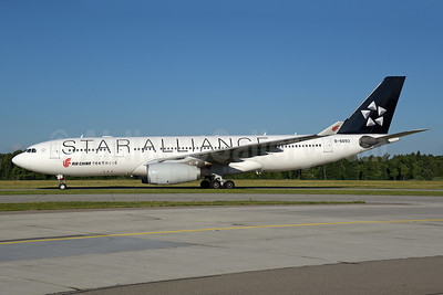 Air China Airbus A330-243 B-6093 (msn 884) (Star Alliance) ZRH (Rolf Wallner). Image: 938220.