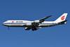Air China Boeing 747-89L B-2480 (msn 41194) JFK (Fred Freketic). Image: 935337.