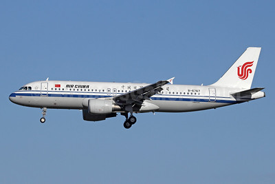 Air China Airbus A320-214 B-6767 (msn 4803) PEK (Michael B. Ing). Image: 912279.