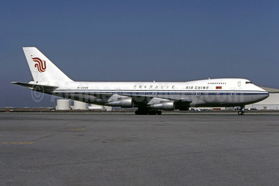 Air China Boeing 747-2J6B B-2448 (msn 23461) (Bruce Drum Collection). Image: 944753.