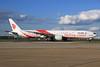 Air China Boeing 777-39L ER B-2035 (msn 38674) (Smiling China) LHR. Image: 932893.