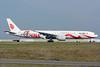 "Air China's special ""Love China"" logo jet"