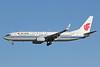 Air China Boeing 737-89L WL B-5423 (msn 36742) PEK (Michael B. Ing). Image: 907445.