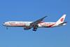 Air China Boeing 777-39L ER B-2035 (msn 38674) (Smiling China) LAX (Michael B. Ing). Image: 930232.