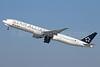 Air China Boeing 777-39L ER B-2032 (msn 38671) (Star Alliance-15 Years) LAX (Michael B. Ing). Image: 911222.
