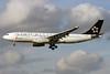 Air China Airbus A330-243 B-6093 (msn 884) (Star Alliance) LHR (Antony J. Best). Image: 902897.