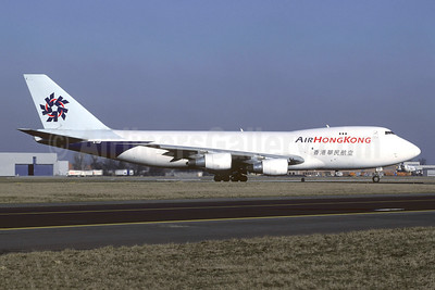 Air Hong Kong Boeing 747-2L5B (F) B-HMF (msn 22107) (Christian Volpati Collection). Image: 944844.