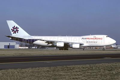 Air Hong Kong Boeing 747-2L5B (F) B-HMF (msn 22107) (Christian Volpati Collection). Image: 944844.