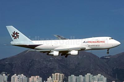 Air Hong Kong Boeing 747-2L5B (F) B-HME (msn 22106) HKG (Christian Volpati Collection). Image: 931192.