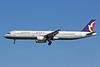Air Macau Airbus A321-131 B-MAG (msn 631) PEK (Michael B. Ing). Image: 907506.