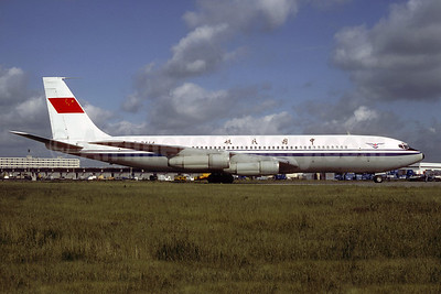 CAAC (Civil Aviation Administration of China) Boeing 707-3J6C B-2414 (msn 20720) CDG (Christian Volpati). Image: 906976.