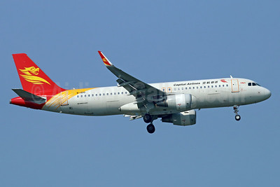 Capital Airlines (China)-HNA Airbus A320-214 WL B-1810 (msn 5997) BKK (Michael B. Ing). Image: 934617.