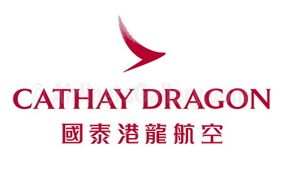1. Cathay Dragon logo