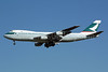 Cathay Pacific Airways Cargo Boeing 747-267F B-HVZ (msn 23864) NRT (Michael B. Ing). Image: 901409.