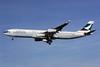 Cathay Pacific Airways Airbus A340-313 B-HXL (msn 381) LHR (Antony J. Best). Image: 902040.