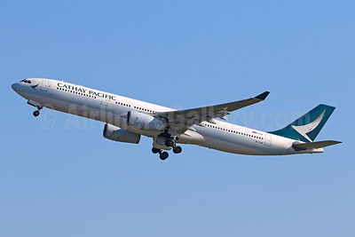 Cathay Pacific Airways Airbus A330-343 B-LAM (msn 1239) DPS (Pascal Simon). Image: 955153.