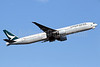 Cathay Pacific Airways Boeing 777-367 ER B-KPM (msn 36159) HKG (Javier Rodriguez). Im age: 935959.