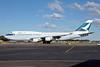 Cathay Pacific Airways Cargo Boeing 747-412 (BCF) B-HKX (msn 26557) SYD (John Adlard). Image: 906790.