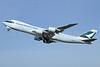 Cathay Pacific Airways Cargo Boeing 747-867F B-LJM (msn 43825) ANC (Michael B. Ing). Image: 922885.