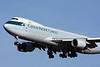 Cathay Pacific Airways Cargo Boeing 747-867F B-LJG (msn 39244) LHR (SPA). Image: 926509.