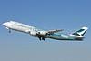 Cathay Pacific Airways Cargo Boeing 747-867F B-LJA (msn 39238) (Hong Kong Trader) LAX (Michael B. Ing). Image: 909099.