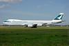 Cathay Pacific Airways Cargo Boeing 747-867F B-LJH (msn 39245) AMS (TMK Photography). Image: 920279.