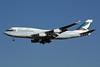 Cathay Pacific Airways Boeing 747-467 B-HUI, 27230, NRT, Narita, Tokyo, Michael B. Ing,