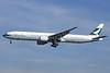 Cathay Pacific Airways Boeing 777-367 ER B-KPG (msn 35300) LAX (Michael B. Ing). Image: 932320.