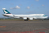 Cathay Pacific Airways Boeing 747-467 B-HUA (msn 25872) DPS (Michael B. Ing). Image: 930474.
