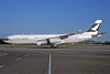 Cathay Pacific Airways Airbus A340-211 VR-HMU (msn 085) ZRH (Rolf Wallner). Image: 913028.