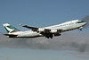 Cathay Pacific Airways Cargo Boeing 747-467F B-HUQ (msn 34150) ANC (Michael B. Ing). Image: 903523.