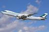 Cathay Pacific Airways Cargo Boeing 747-867F B-LJJ (msn 39246) LAX (Michael B. Ing). Image: 911304.