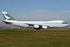 Cathay Pacific Airways Cargo Boeing 747-267F B-HVX (msn 24568) LHR (Antony J. Best). Image: 900315.